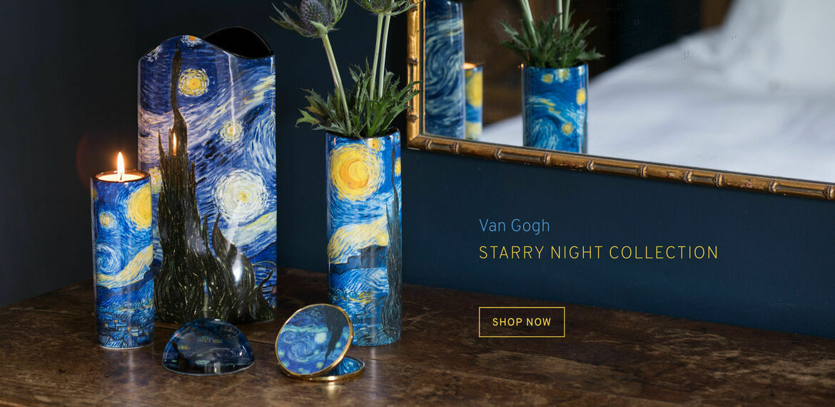 Van Gogh Starry Night Range