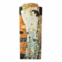 Klimt Three Ages Of Woman Vase
