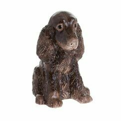 Cocker Spaniel Brown Money Bank