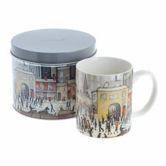 Lowry - Coming From the Mill Mug