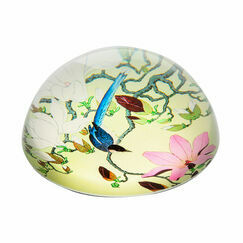 Koson - Magpie & Magnolia Paperweight