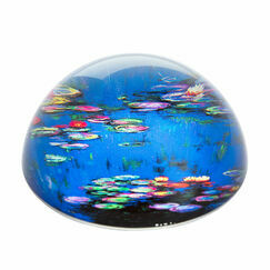Monet - Water Lilies Paperweight