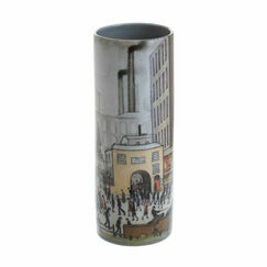 Lowry - Coming From the Mill Medium Vase