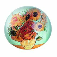 Van Gogh Sunflowers Paperweight