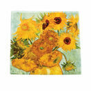 Set of 4 Ceramic Van Gogh Coasters additional 2