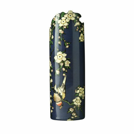 Hokusai Birds and Flowers Vase