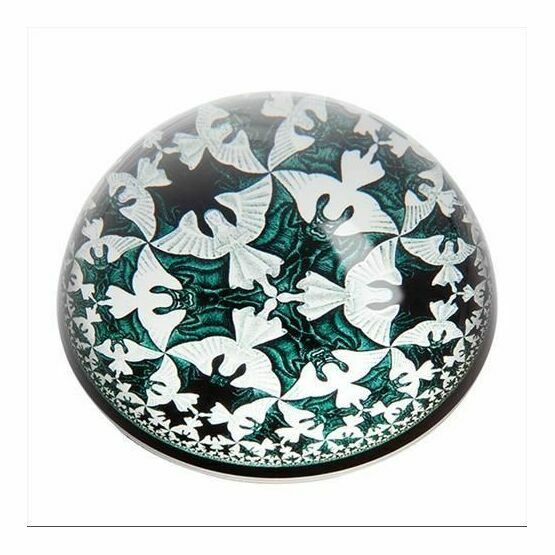 Escher - Circle Limit IV Paperweight