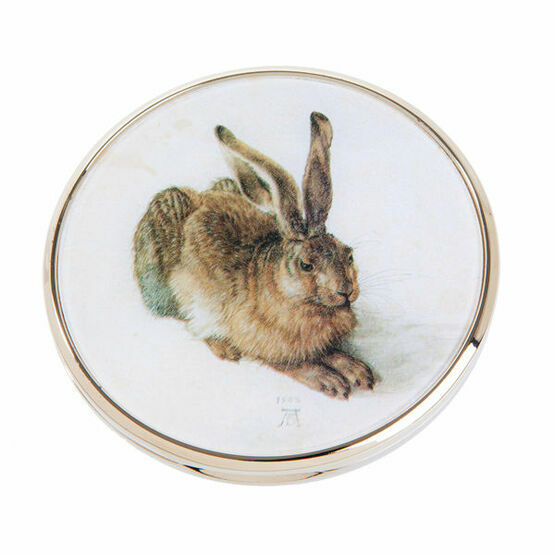 Durer Hare Pocket Mirror